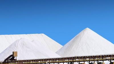 Potential Solar Salt Project